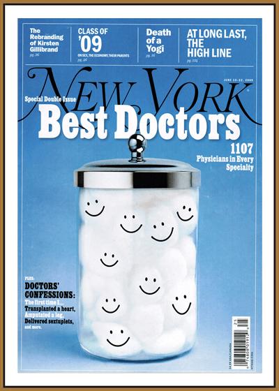 New York Best Doctors award