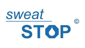 sweat Stop logo