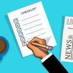 hyperhidrosis checklist