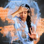 dealing with hyperhidrosis and stress